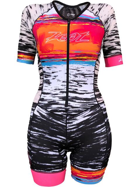 Zoot LTD Tri Aero SS Racesuit Women 83